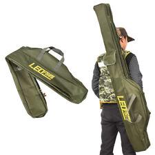 1M/1.5M Portable Fishing Rod Bag Pole Case Shoulder Handhold Bag Carry Backpack