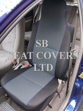 passend für VW Scirocco, Autositzbezüge, anthrazit + blau spritz