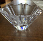 Swedish Crystal Orion Bowl Designed By Lars Hellsten for Orrefors, 20th Century