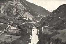 AIN. Le fort de L'écluse 1900 old antique vintage print picture