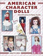 American Character Dolls, Identification & Value Guide, Izen, Judith