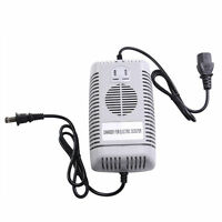48V 2.5A Battery Charger For Electric Bicycle Bike Scooters E-Bike Go Kart