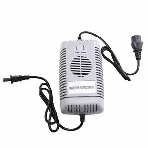 48V 2.5A 20Ah Battery Charger For Electric Bike Scooter E wheels EW-36 EW-46