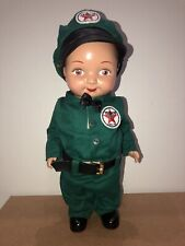 "TEXACO  OIL CO STATION ATTENDANT 13"" BUDDY LEE DOLL"