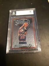 1996-97 Finest #50 Michael Jordan BGS 8