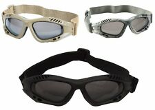 Tactical Goggles Military Goggles Vented Anti-Fog Enhanced  10377 10376 Rothco