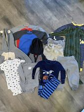 Baby Boy Toddler 18 Months Winter Clothes Lot Carter's Bu 000005Cb rt Bee Cat Jack Kohl's
