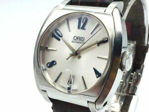 ORIS Watch 7570 HIGH MECH Men's  Automatic St.Steel Date   T3097