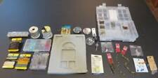 Lot of Jewelry Making Beads Charms Supplies Opened & Unopened Packages