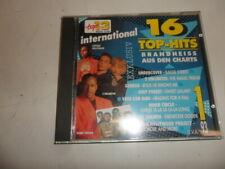 CD  Various  – 16 Top-Hits International 1/93