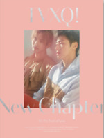 """K-POP TVXQ! Album """"New Chapter #2: The Truth of Love"""" [1 Photobook + 1 CD] PINK"""