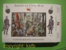 1/32 A Call to Arms #16 US Bürgerkrieg ACW Confederate Inantry Südstaatler Army
