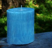 80hr BLUE CYPRESS & JASMINE Native Scent Natural & Healthy CANDLE FREE SHIPPING