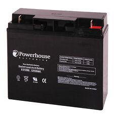 OZSTOCK Powerhouse 12V 20Ah Lead Acid (SLA) Battery