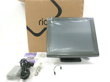 "Fec Rm-1017 Pos Point of Sale Monitor 17"" w/ Elo Touch Aegis Series - New!"
