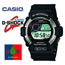 Casio Men's G-Shock Digital Watch GR-8900-1ER Solar Black Strap RRP £99 DEAL
