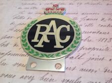 Badges & Mascots Car Grill Badge Aa Key And 2 X Rac Keys High Quality Materials Aa