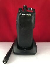 Motorola XPR 6100 VHF 136-174 MHz  Radio Impres With Charger