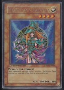 YUGIOH! MAGICIAN'S VALKYRIA - ULTRA RARE - LIMITED EDITION JUMP-EN0094 NM+