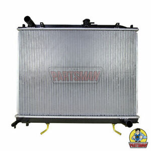 Radiator Mitsubishi Pajero NM NP NS NT NS NW 3.5L & 3.8L 6Cyl Petrol 5/00-8/14 M