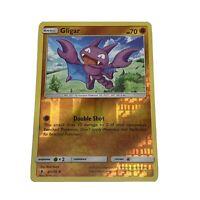 Pokemon Guardians Rising Gligar 67/145 Common Reverse Holo Card Nintendo TCG