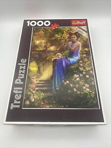 jigsaw puzzle PIPERS LULLABY 1000 pieces, Trefl used