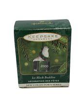 2000 Ice Block Buddies #1 Seal ~ Collector's Series Hallmark Miniature Ornament