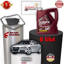 KIT FILTRO CAMBIO AUTOMATICO E OLIO AUDI A4 III 1.9 TDI 85KW 2005 -> 2008 1014