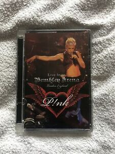Pink: Live from Wembley Arena - London, England DVD (2007) Pink cert E