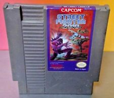 Street Fighter 2010 Final Fight  Nintendo NES Game Rare Tested + Works Authentic