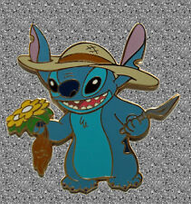 Stitch Gardener Pin - Disney Mall Japan - DISNEY Pin LE 500
