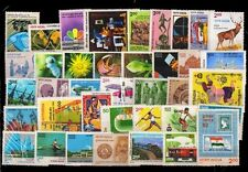India Year Unit Collector's Pack 1982,Set of 38 MNH Stamps, Commemorative only