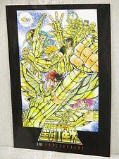 SAINT SEIYA 30th Anniv. Exhibition Brochure Art Illustration Book Ltd