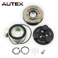 AC Air Conditioning Compressor Clutch Kit Hub Pulley Bearing Coil For Mazda 5 3