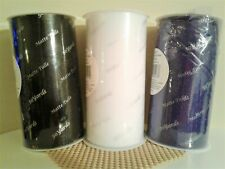White Black or Purple TULLE NET Roll, Wedding Party Favors,50 yds x 6 inches-NEW