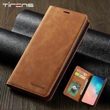 Leather Flip A50 A60 A70 A40 A30 A20 A10 M10 A80 A90 Case For Samsung S9 S8 S10