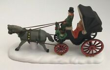 New ListingDept 56 Christmas in the City Heritage accessory #59790! Central Park Carriage!
