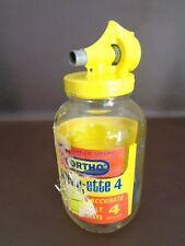 Vintage Ortho Spray-Ette Glass Bottle Lawn Sprayer (Cat.#1B054)