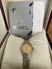 Ebel Damen Armbanduhr, Ziffernblatt Mit Diamanten
