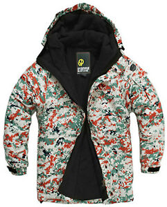 Authentic SOUTH PLAY Best Quality Ski Snowboard Jacket Jumper Parka COLLECTION