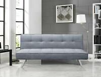 Serta Sleeper Sofa Bed Convertible Couch Modern Living Room Futon Loveseat