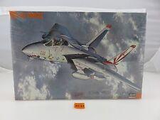 Hasegawa Grumman F-14A Tomcat 1/72 Scale Plastic Model Kit SEALED 1988