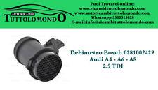 Debimetro BOSCH 0281002429 Audi A4 - A6 - A8 2.5 TDI 110KW 059906461E