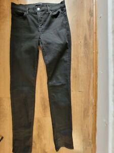 J Brand black skinny jeans size 27 UK8/10
