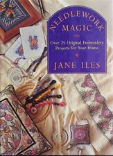 LIKE NEW! Needlework Magic FREE AUS POST hardcover with dust jacket