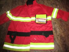 Melissa & Doug Boys Halloween Costumes~Fireman Ages 3-6