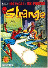 STRANGE  N° 158   EDITIONS   LUG    MARVEL