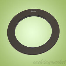 62mm Adapter Ring Connector fits for Cokin P Series filter holder & camera Lens