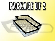 AIR FILTER AF4343 FOR BRONCO CROWN VICTORIA F150 F250 TOWN CAR PACKAGE OF TWO