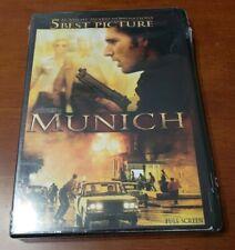 Munich, A Steven Spielberg Film, 2006 Widescreen Dvd New Sealed